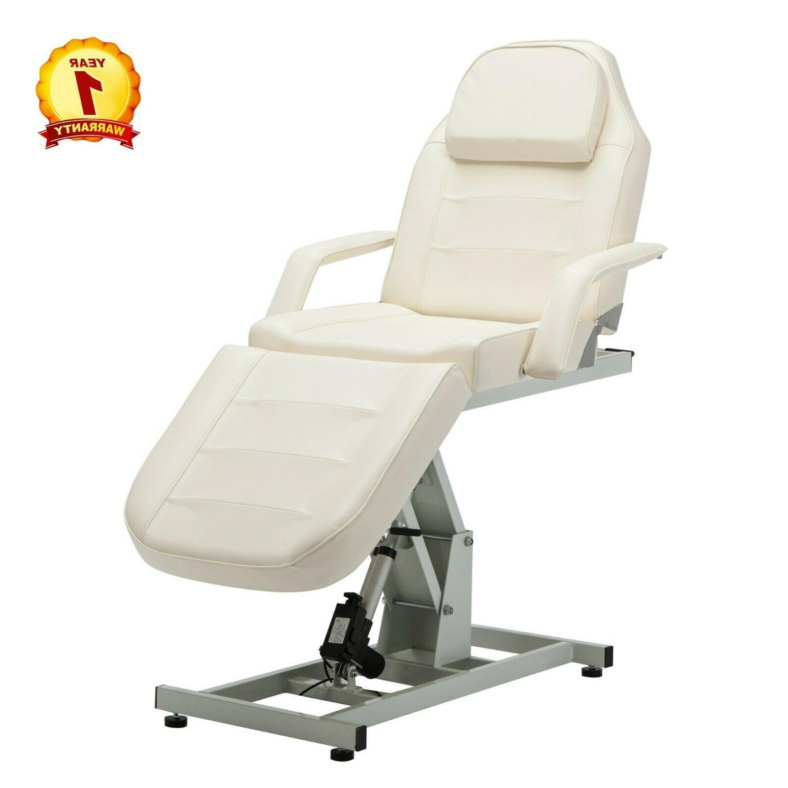 electric bed chair tattoo massage facial table