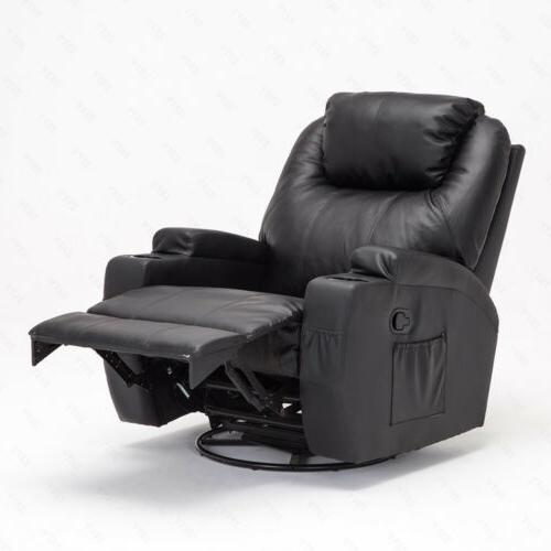 Electric Chair Recliner Sofa Ergonomic w/Remote
