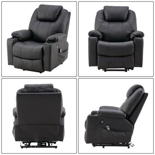 Electric Power Massage Chair PU