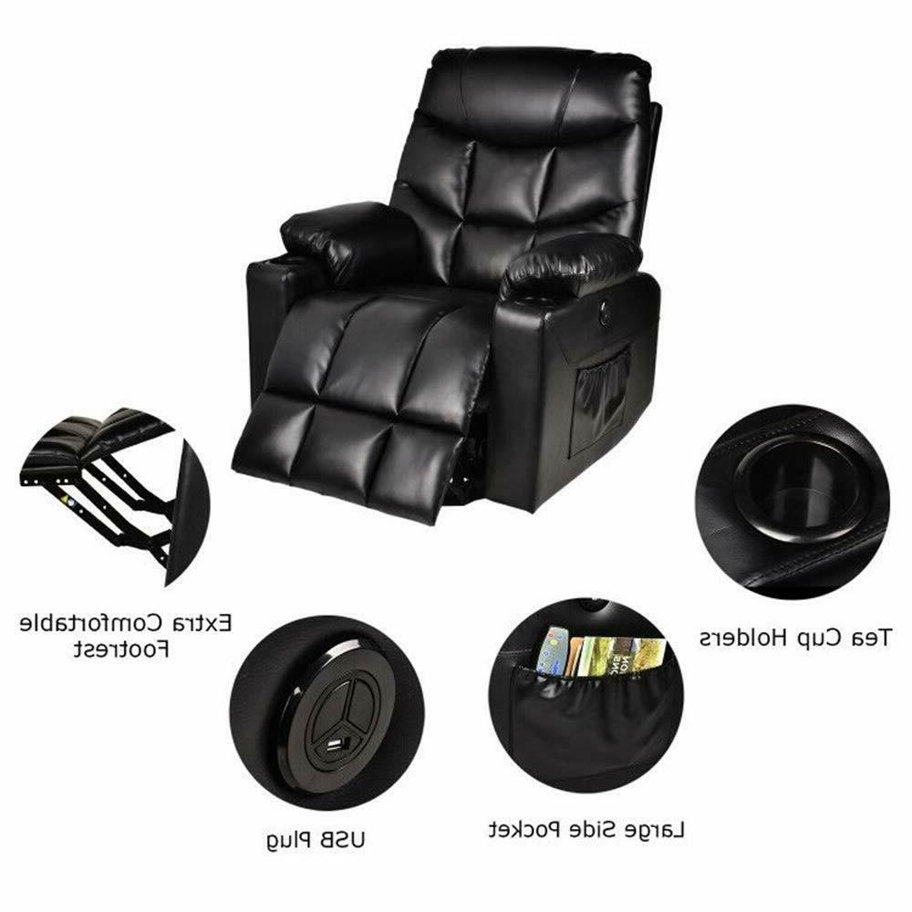 Electric Chair Point Massage Remote
