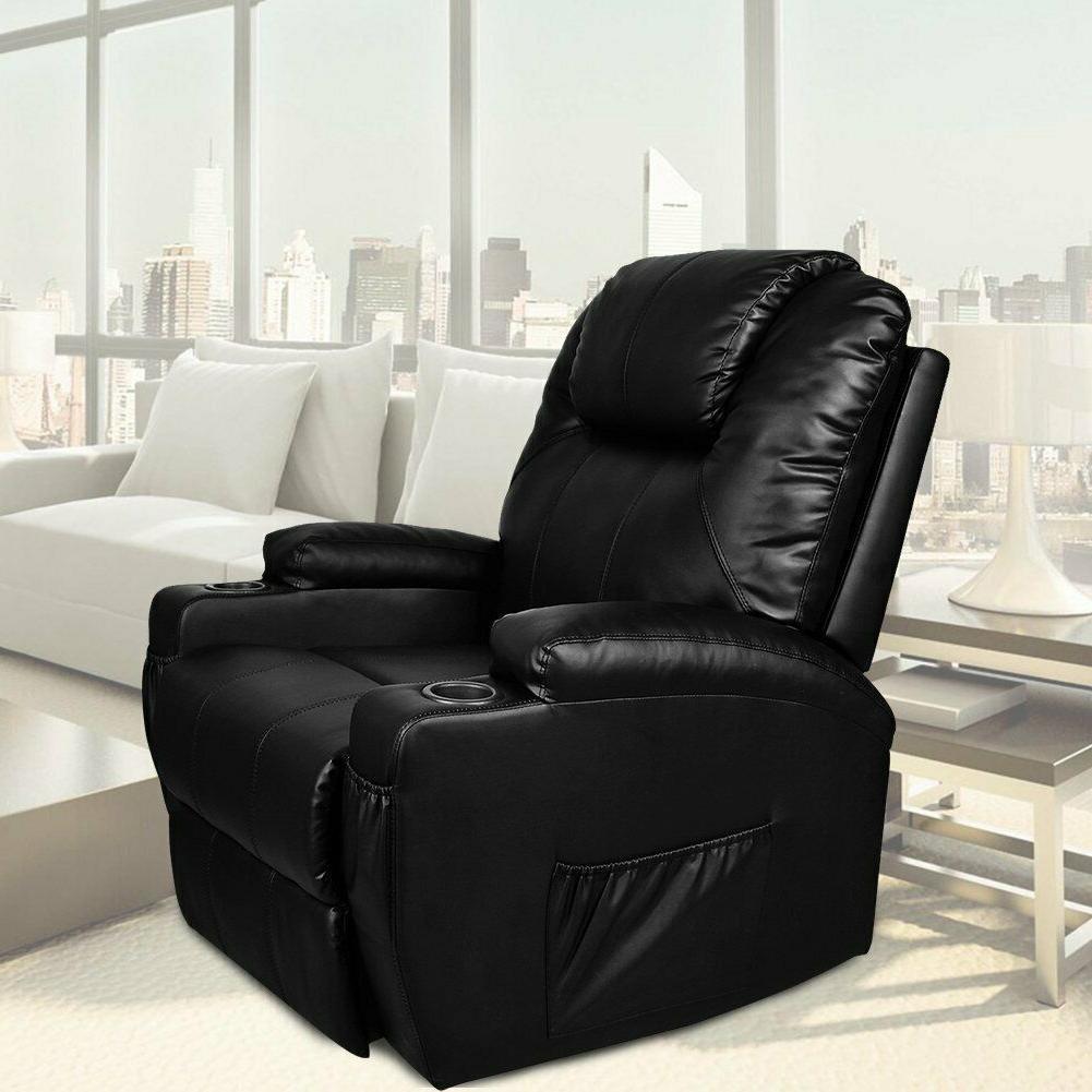 Electric Power Lift Recliner Chair Massage Sofa