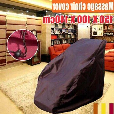 fashion massage chair cover full body covering
