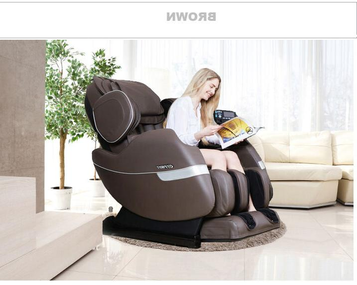 Full Body Electric Massage Chair Track 3yr