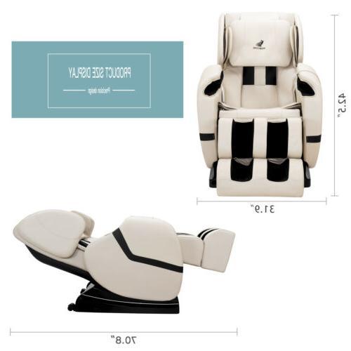 Deluxe Full Shiatsu Massage Gravity