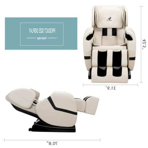 Recliner Full Shiatsu Massage with Massager