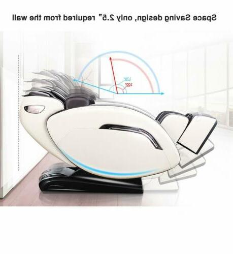 OOTORI Gravity Massage Chair, 3D Full SL Track Recliner
