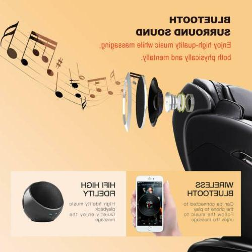 OOTORI Gravity Chair, SL Track Air Massage Recliner