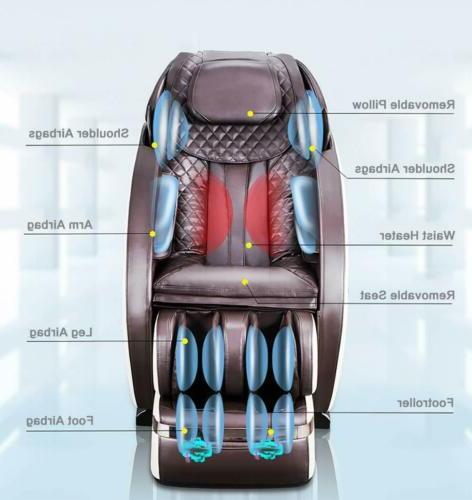OOTORI Zero Gravity Massage Chair, SL Massage Recliner