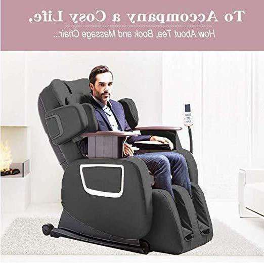 Full Shiatsu Electric Massage Therapy Chair Recliner