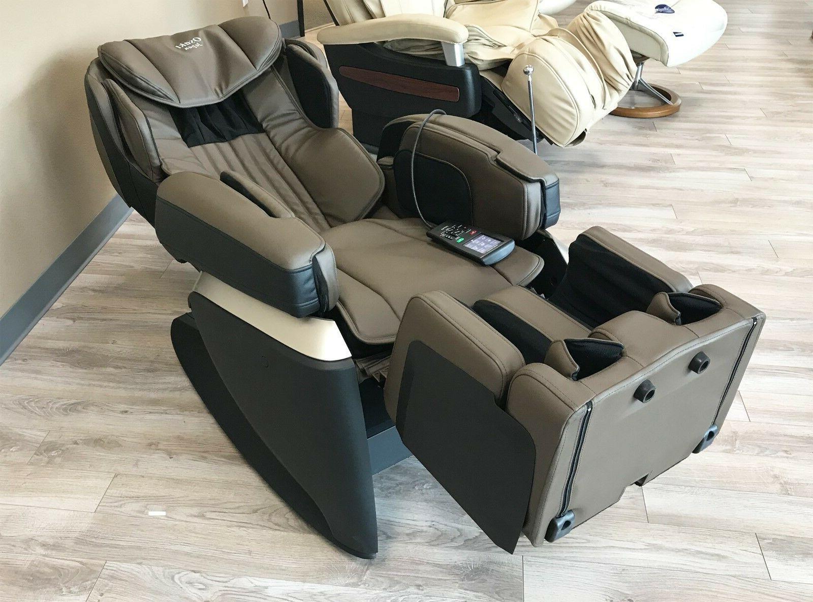 Osaki JP Japan Premium 4S Massage Chair 4D Recliner with Hea