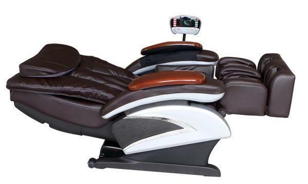 Luxury Shiatsu Massage Therapy Electric Recliner