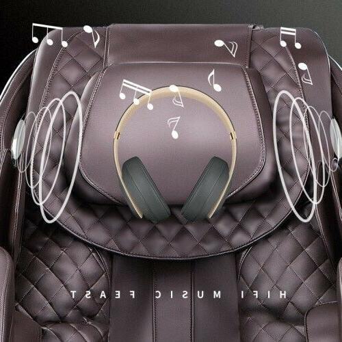 Massage Chair 1-Pc Auto Scan Control