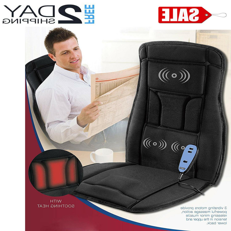 massage chair pad cushion with heating