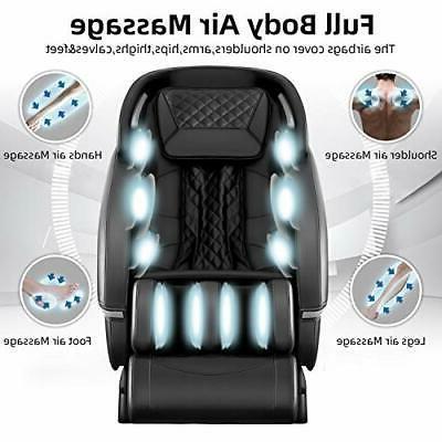 OOTORI Massage Chair, 3D Robert Thai Massage Chair with