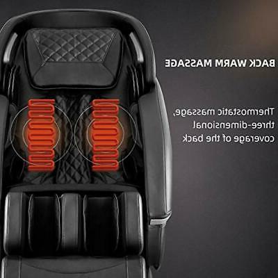 OOTORI Chair, 3D Robert Zero Gravity Thai Massage Chair