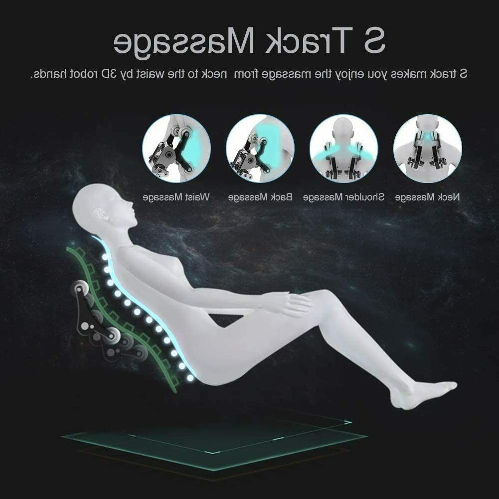 Massage S-Track, Zero Gravity YOGA 3D FULL