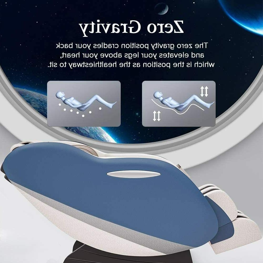 Massage Zero Gravity YOGA 3D