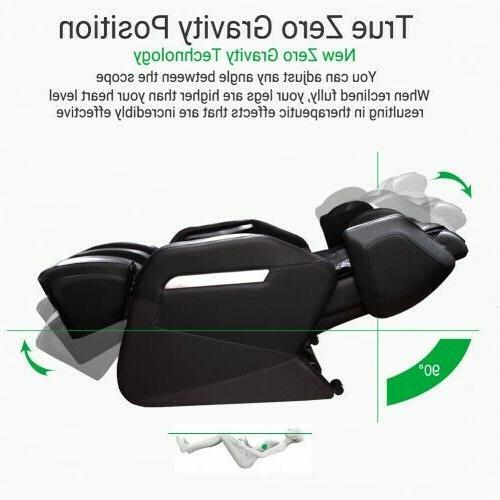 Massage Chair Zero Gravity Full Massage Chair Foot Rollers