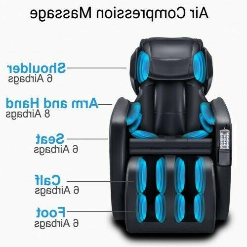 Massage Chair , Zero Gravity Full Body Massage Chair with Rollers