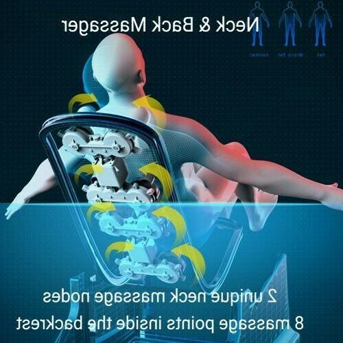 Massage Chair Gravity Massage Rollers
