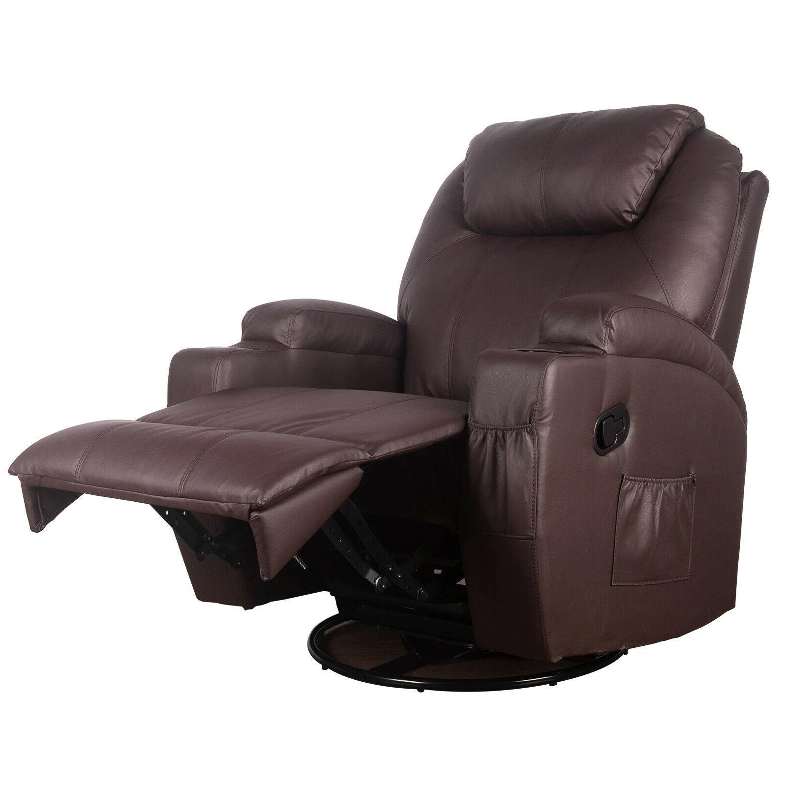Massage Chair PU Ergonomic