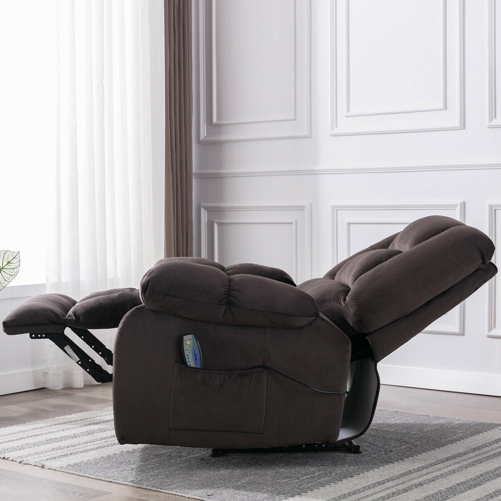 Massage Chair With Massage Heat