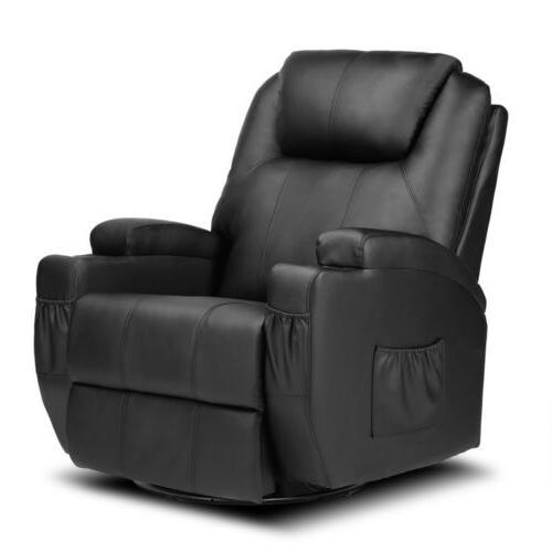 Massage Recliner Vibrating Chair Executive