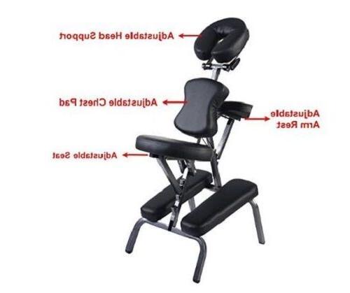 Massage Spa Chair Portable Light Seat Foldable
