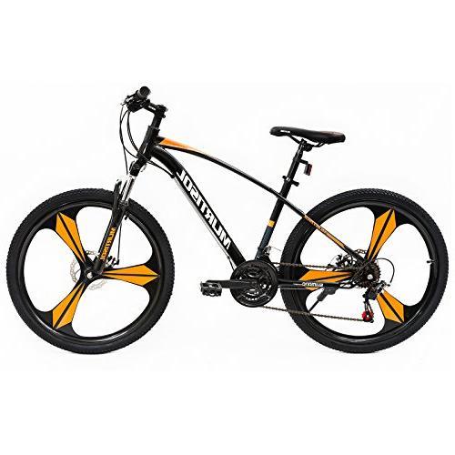Men's Speed 21 Hardtail Bicycle Wheel Bike,