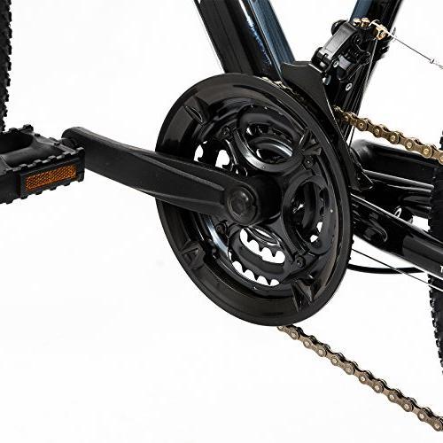 Uenjoy Mountain Men's Women's Bike 21 Bicycle Wheel Bike,