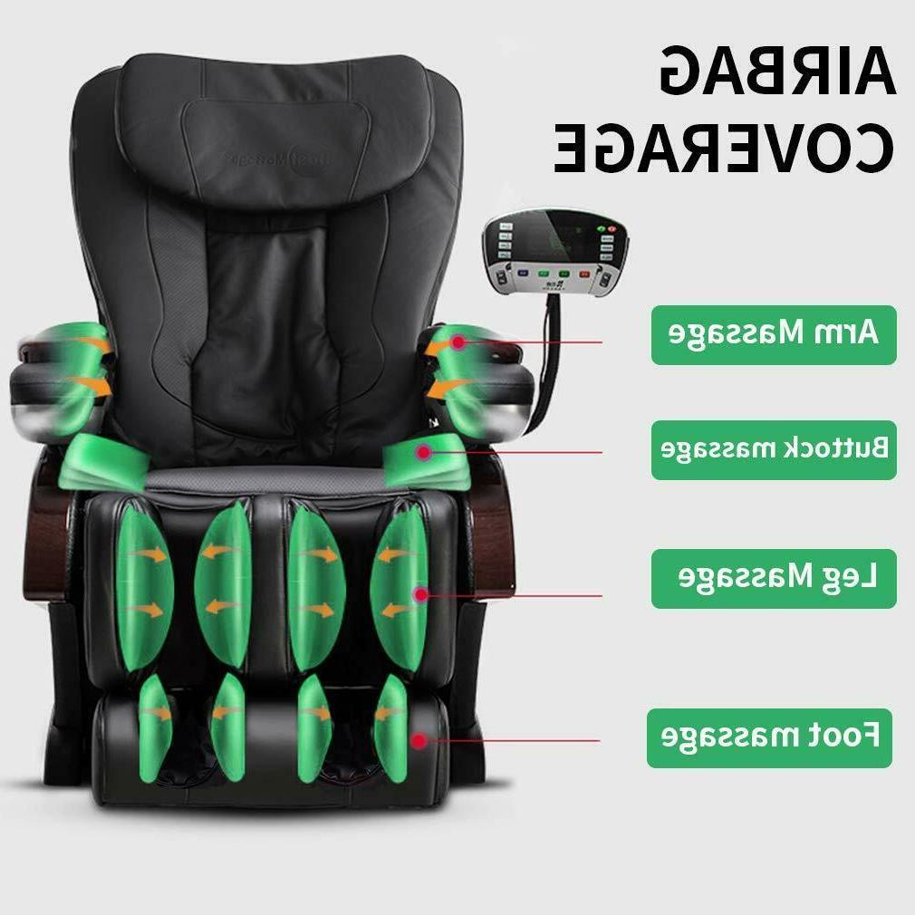 New Body Shiatsu Chair Heat Stretched Rest