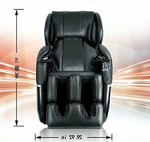 New Full Shiatsu Massage Chair Zero Gravity w/Heat