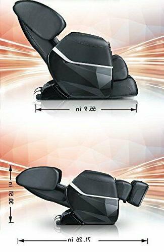 New Electric Shiatsu Massage Chair Zero
