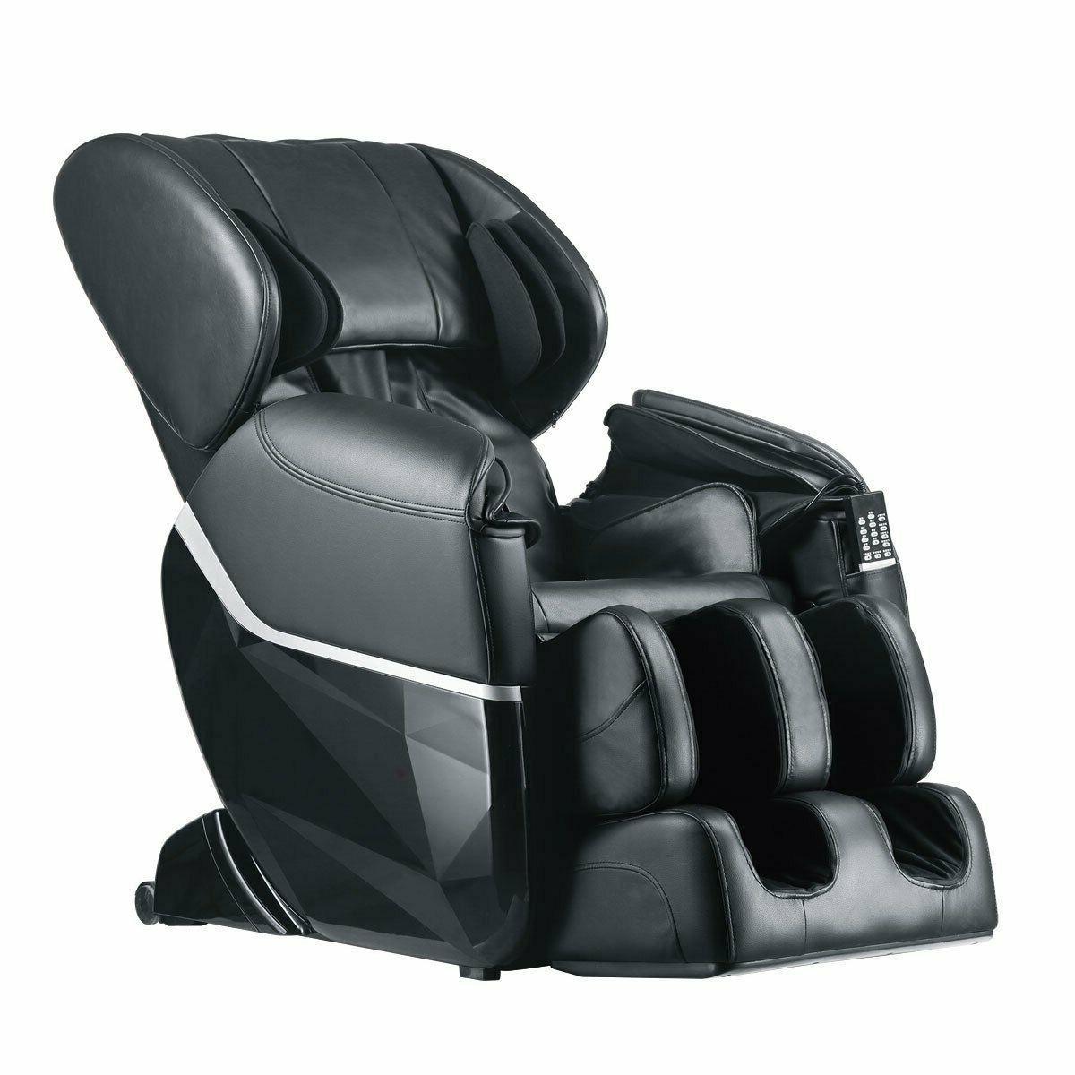 new electric full body shiatsu massage chair