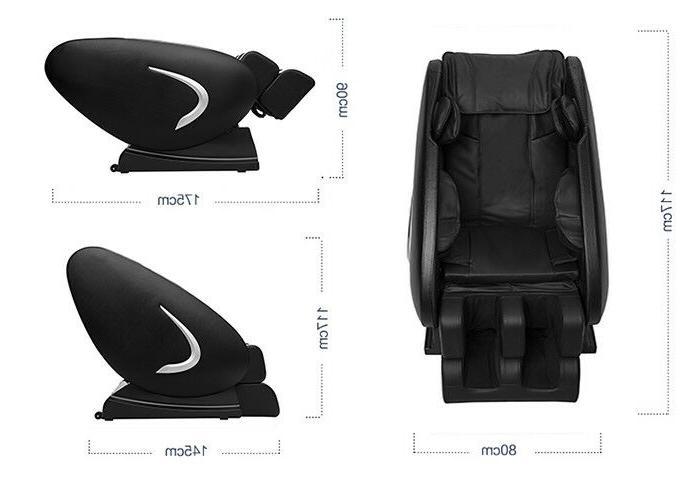 New Massage Chair Recliner Zero Gravity 3yr Warranty!