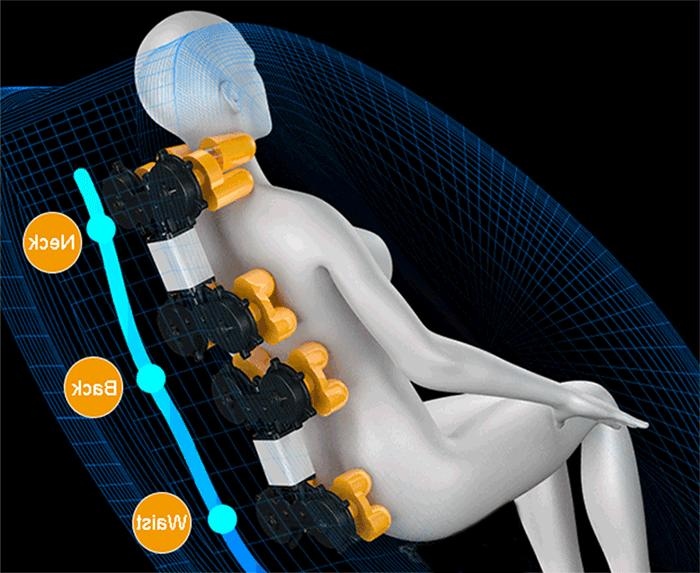 New Full Body Massage Chair Recliner Gravity Warranty!