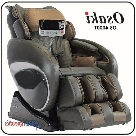 os 4000 delux massage chair