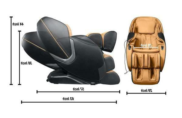 Osaki SL-Track Massage Chair w/ Foot & Gravity