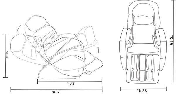 OS-3D Osaki Cyber Zero Gravity Massage Warranty