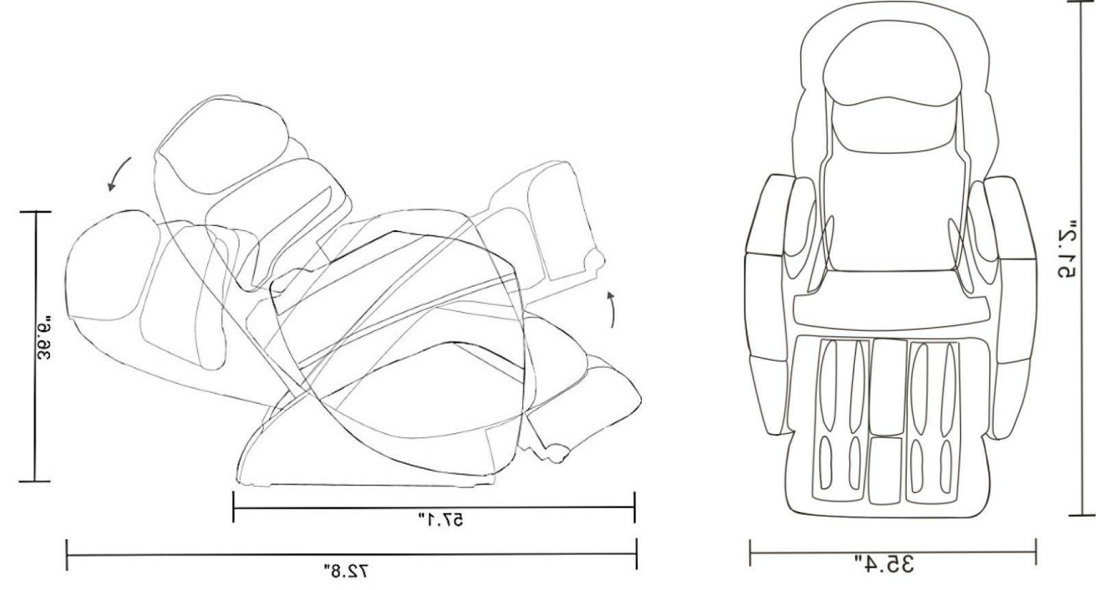 OS-3D Cyber Massage Recliner