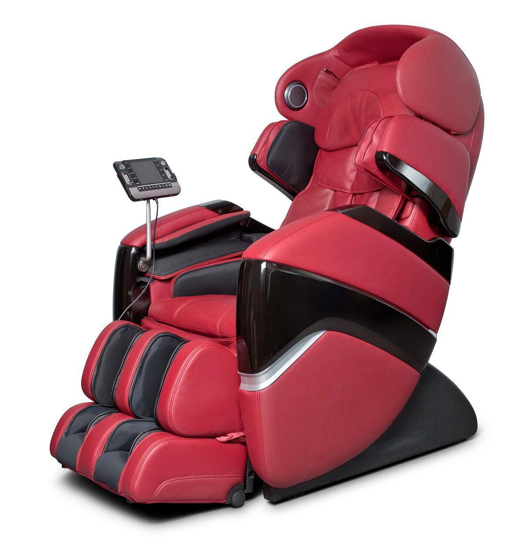 OS-3D RED Osaki Cyber Gravity Massage Chair Warranty