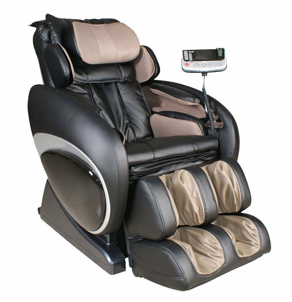 Osaki OS-4000T Black Executive Zero Gravity Massage Chair Re