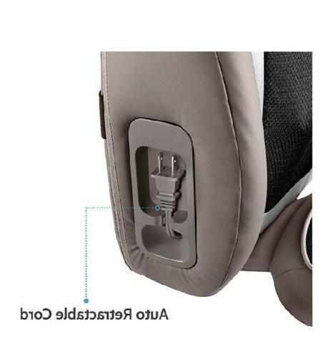 Homedics Perfect Massage Cushion Chair Heat and