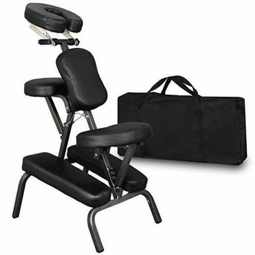 portable folding pu leather pad travel massage