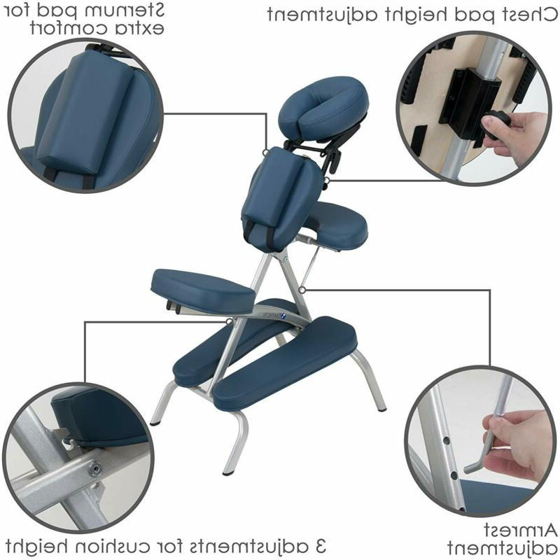 EARTHLITE Massage Chair Package - Portable, Compact,