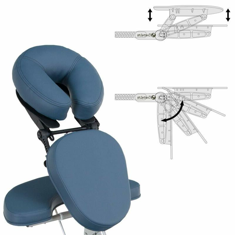 EARTHLITE Portable Massage Chair Package Compact, Strong