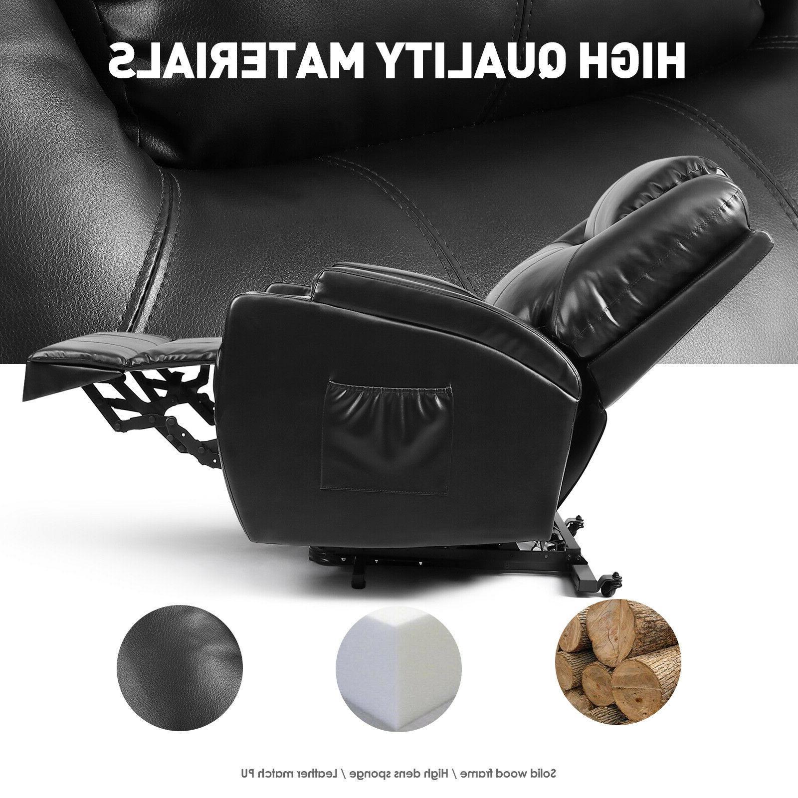 Multifunction 8 Chair Zero Gravity
