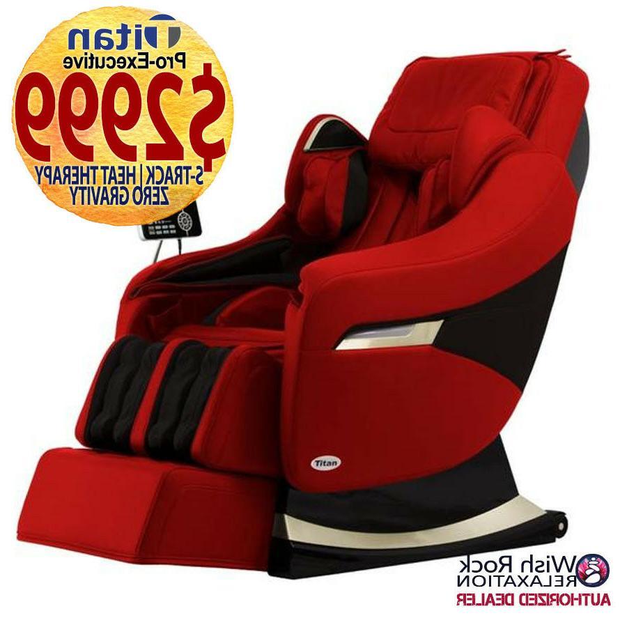 pro executive 3d massage chair w bluetooth