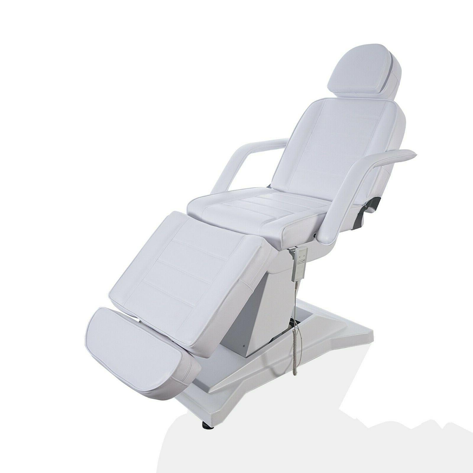 professional adjustable massage chair with 1 electric
