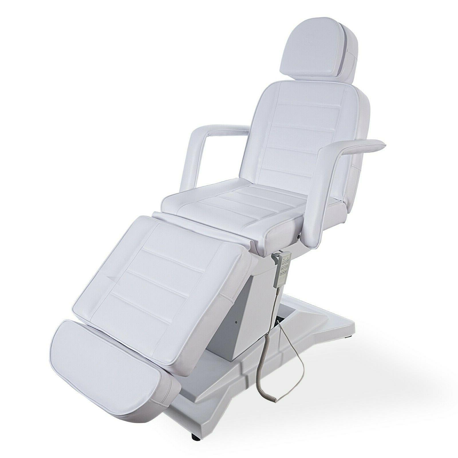professional adjustable massage chair with 3 electric